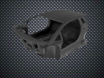 Carbon Fiber Molded Image